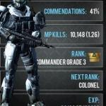 Halo Reach Tracker