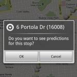 Bay Area Transit Tracker Lite
