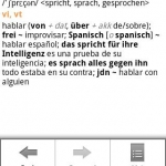 PONS Standard SPANISH Dict