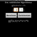 ggT/kgV-Rechner