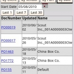 Scout Mobile Inventory