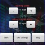 Speed Volume