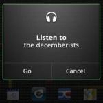 Android talk Speech Control App