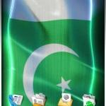 PAKISTAN LIVE FLAG