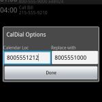 CalDial: Calendar Dialer
