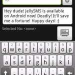 Jelly SMS Free