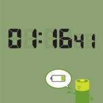 Live Clock BatteryChecker