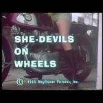 She Devils On Wheels Movie