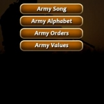 ARMY CREEDS & SONG App-Extras