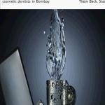 Sound Effect Loop:  Water