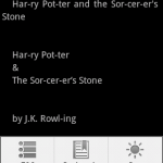eBook  Harry Potter 1