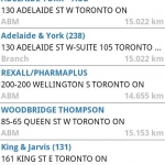 RBC ATM and Branch Locations