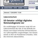 Golem IT News Ticker