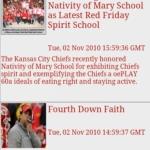 Chiefs Football News & Clocks