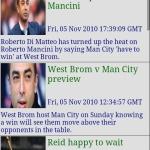 West Brom FC Clocks & News