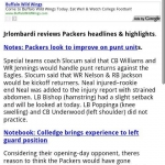 Packers Chronicle