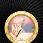 SERBIA GOLD D10