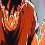 Goku Powers Up Live Wallpaper