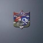 New York Giants Clock 3