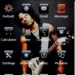 Lenny Kravitz  Black Icons