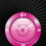 PINK DROID Alarm Clock