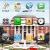 S. Methodist U w/ iPhone icons
