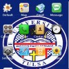 U. of Tulsa w/ iPhone icons