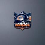 Chicago Bears Clock Widget 2