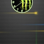 Monster Energy Clock V01