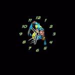 Wolverine Alarm Clock Widgets
