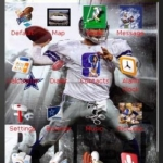 Dallas Cowboys Football Theme