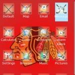 Theme: Chicago Blackhawks