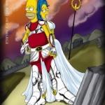 Funny Simpsons Wallpaper3