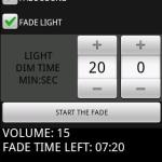 Sound Fader Light Dimmer Full