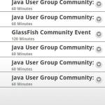 JavaOne/Oracle Dev Community