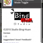 Privacy Protection Mode Toggle