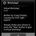 Virtual Bitch slap