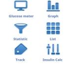 Glucose meter exporting