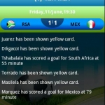 Live fifa Soccer 2010 WorldCup