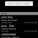Area Code ID