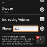 Wakeup Call Alarm
