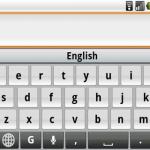 SlideIT Keyboard Lite