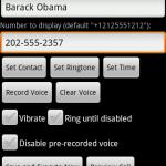 Call Faker ™ Pre-2.0