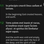 Bible: Latin Vulgate + DRC