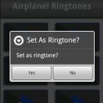 Airplane Ringtones