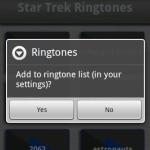 Star Trek Ringtones