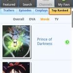 Anime on Vuclip