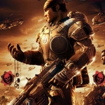 aHome Theme: Gears of War