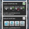 OnOff Skin: Classic HD
