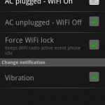WiFi Power Manager